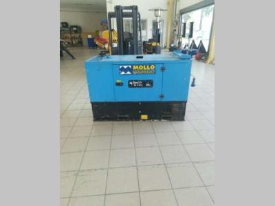 Genset MG15SSK sold by Mollo Srl