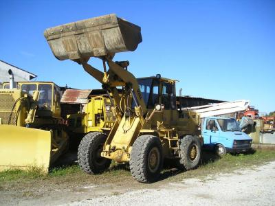 Caterpillar 926 sold by Marconi & Figli M.M.T. Srl