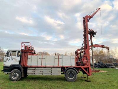 Ginaf F 240 4x4 sold by Boss Machinery