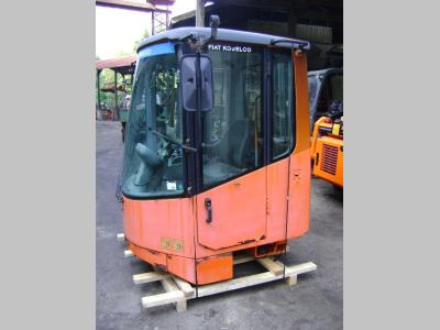 Cab for Fiat Hitachi W 270 sold by PRV Ricambi Srl