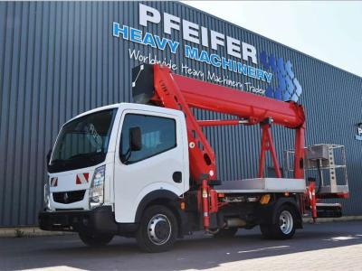 Ruthmann TBR220 Also Available For Rent sold by Pfeifer Heavy Machinery