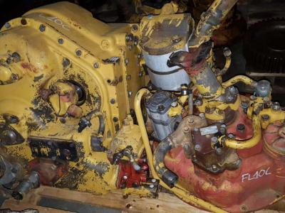 Fiat Gearbox for Fiat Allis FL10C sold by Mori Onofrio di Mori Maria