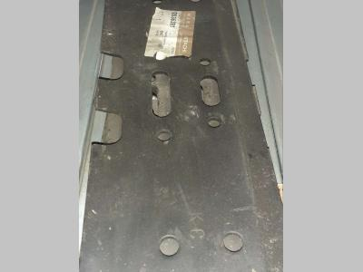 2036381 Track shoe for Hitachi Zaxis 50U sold by BSM S.R.L.