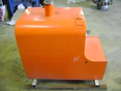 Diesel tank for Hitachi ZX 240 sold by PRV Ricambi Srl