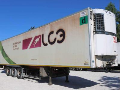 Rolfo  Refrigerated semi-trailer sold by Bartoli Rimorchi S.p.a.