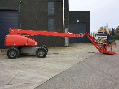 Haulotte H 23 TPX sold by Machinery Resale