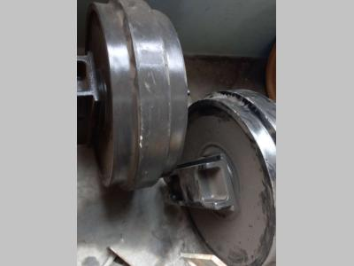 Idler wheel for Fiat Hitachi FH450.3  EX455 sold by Off Meccaniche Bonanni di B.