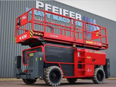 Magni DS1823RT New And Available Directly From Stock sold by Pfeifer Heavy Machinery