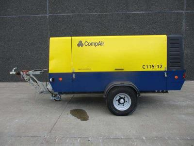 Compair C 115 - 12 - N sold by Machinery Resale