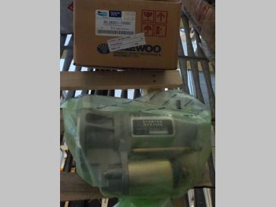 12vx22kw Starter motor for Doosan - Daewoo sold by BSM S.R.L.
