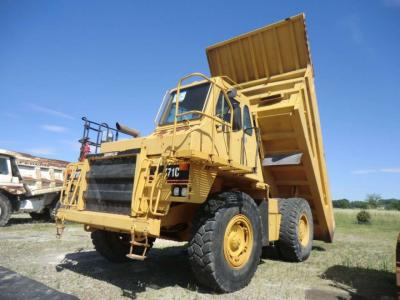 Caterpillar 771C sold by CERVETTI TRACTOR Srl