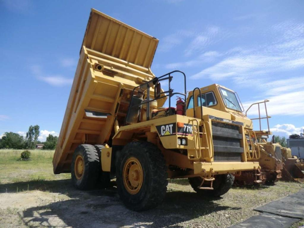 Caterpillar 771C Photo 10