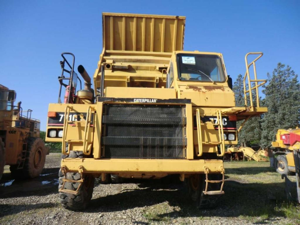 Caterpillar 771C Photo 14