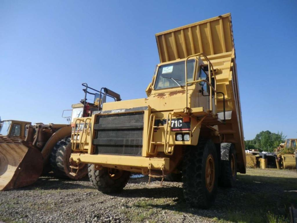Caterpillar 771C Photo 7