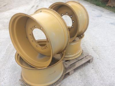 Rim for Caterpillar 434E sold by Emme Service Srl