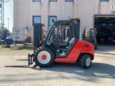 Manitou MSI 25D sold by General Car Srl