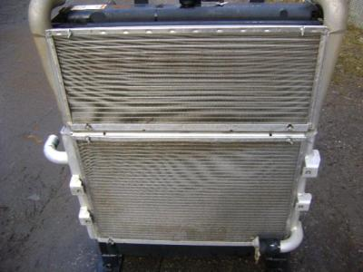 Oil radiator for Caterpillar 315C sold by PRV Ricambi Srl
