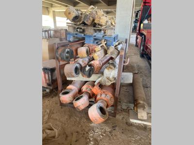 Hitachi Piston for Fiat Hitachi EX355, ZAXIS 350 sold by Arca Srls