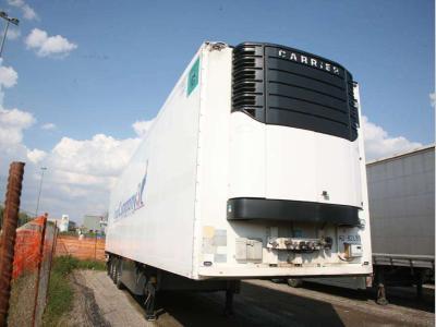 Schmitz Refrigerated semi-trailer sold by Bartoli Rimorchi S.p.a.
