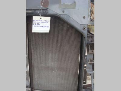 Water radiator for Hitachi ZW220 sold by OLM 90 Srl