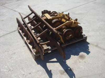 Track roller guard for Caterpillar 951C sold by OLM 90 Srl