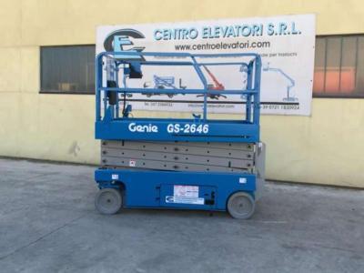 Genie GS 2646 sold by Centro Elevatori Srl
