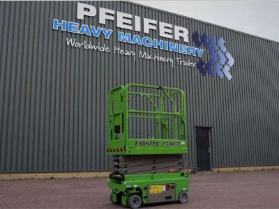 Fronteq FS0407E New sold by Pfeifer Heavy Machinery