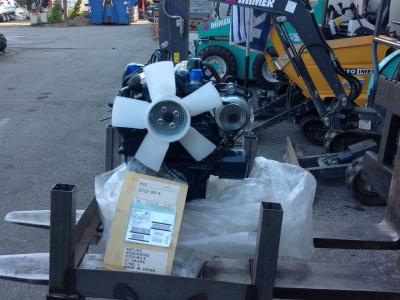 Internal combustion engine sold by Edilia 2008 Srl