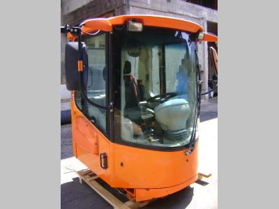 Cab for Fiat Hitachi Serie W evolution sold by PRV Ricambi Srl