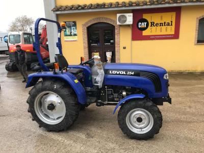 Lovol TE254R sold by Procida Macchine S.r.l.