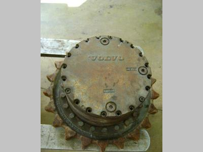 Traction drive for Volvo 210 B sold by PRV Ricambi Srl
