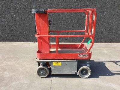 JLG 1230 ES sold by Machinery Resale