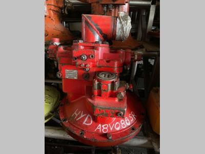 Hydromatik A8V O 80 SR1 sold by Mori Onofrio di Mori Maria