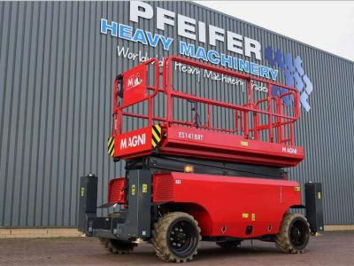 Magni ES1418RT New And Available Directly From Stock sold by Pfeifer Heavy Machinery