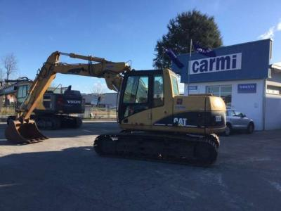 Caterpillar 312C sold by Carmi Spa Oleomeccanica
