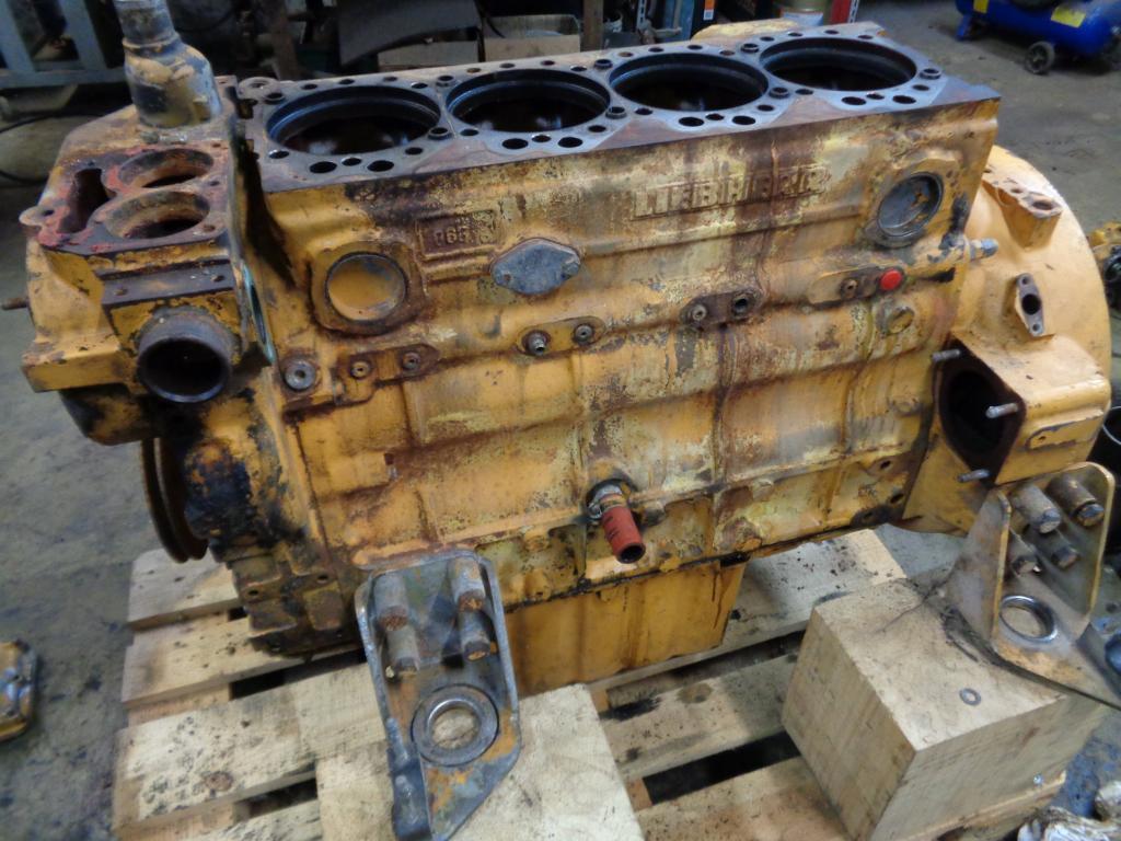 Cylinder Block For Liebherr D 914 T Sale By Prv Ricambi Srl Engine Photo 1