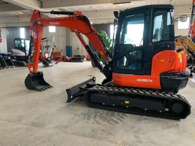 Kubota KX057-4 sold by Commerciale Adriatica Srl