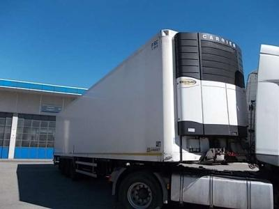 Lamberet  Refrigerated semi-trailer sold by Bartoli Rimorchi S.p.a.