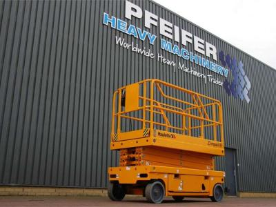 Haulotte COMPACT 10 Electric sold by Pfeifer Heavy Machinery