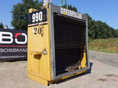 Radiator for Caterpillar 990 sold by Boss Machinery