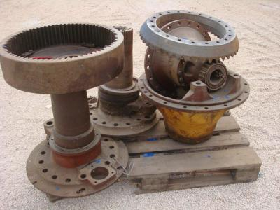 Hub for Fiat Allis FR35 sold by OLM 90 Srl