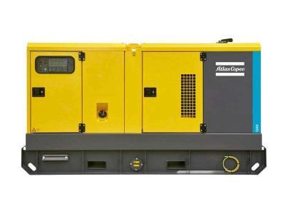 Atlas Copco QAS 100 sold by Machinery Resale