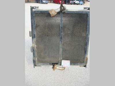 Radiator for Case CX210 sold by OLM 90 Srl
