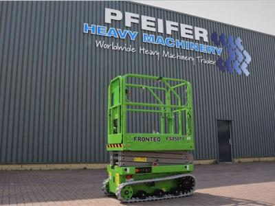 Fronteq FS0507T New sold by Pfeifer Heavy Machinery
