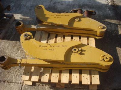 Rod for Fiat Allis fl14d-fl14c sold by OLM 90 Srl