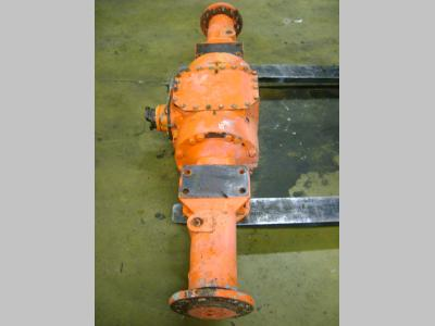 Front axle for Fiat Hitachi W 90 sold by PRV Ricambi Srl