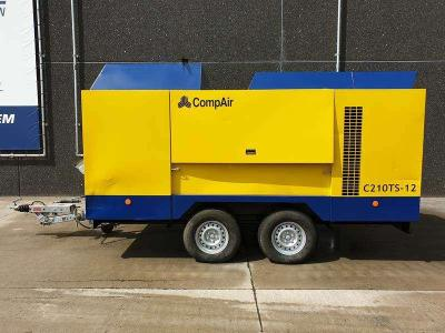 Compair C 210 TS - 12 - N sold by Machinery Resale