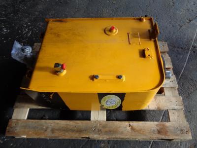 Oil tank for JCB JS 130 sold by PRV Ricambi Srl