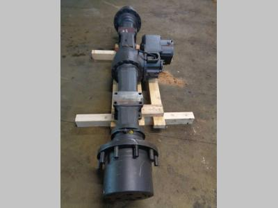 Rear axle for New Holland MH City sold by PRV Ricambi Srl