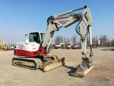 Takeuchi TB290T sold by Movinvest Srl